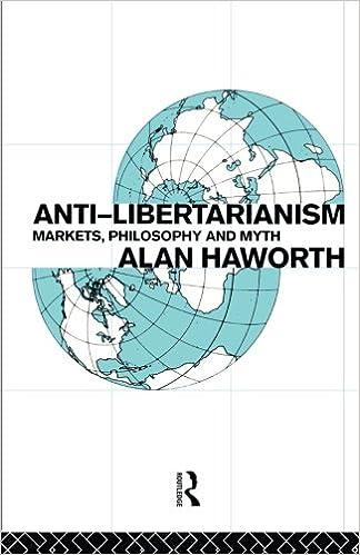 Anti-libertarianism: Markets, philosophy and myth