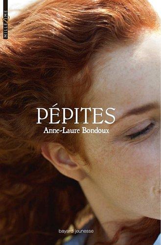 Cover: Anne-Laure Bondoux Pépites