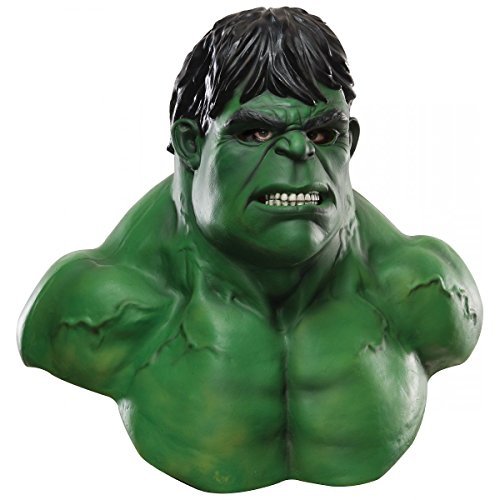 Scarry Mask (Deluxe Hulk Mask Costume Mask)