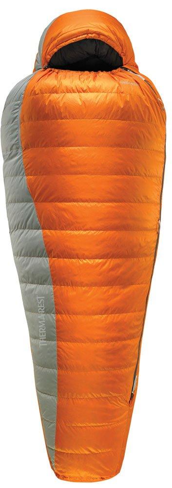 Thermarest Daunenschlafsack Antares, superleicht und warm bis -7°C, Größe Large