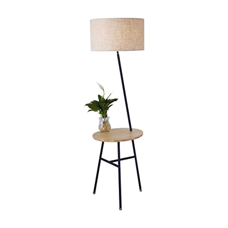 Amazon.com: Nordic Style Wrought Iron Tripod Sofa Floor Lamp, Simple ...
