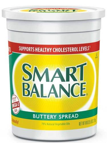 Ventura Foods 79 Percent Smart Balance Spread, 5 Pound -- 6 per case. by Ventura Foods
