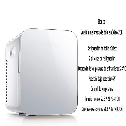 YIWANGO 20L Portátil Refrigerador BAJO Consumo Eficiente Y ...