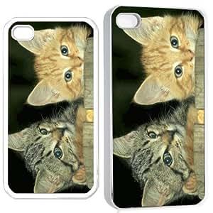 cate cute iPhone Hard 4s Case White