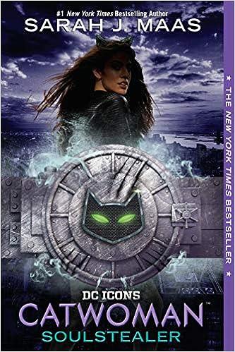 Catwoman: Soulstealer (Dc Icons - Catwoman): Amazon.es: Sarah J. Maas: Libros en idiomas extranjeros