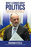 What I Learned About Politics: Inside the Rise-and Collapse-of Nova Scotia's NDP Government