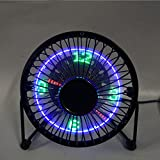 4inch Counter LED Programmable DIY Messages Cooling Fan (MRF-003)