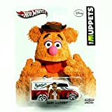 Hot Wheels 2013 The Muppets Fozzie Bear Dairy Delivery for sale  Delivered anywhere in USA
