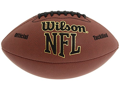 (Wilson NFL All Pro Composite Football - Official)