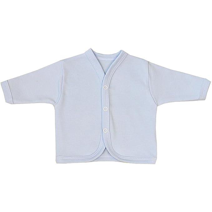 Amazon.com: BabyPrem Baby chaqueta de punto chamarra Plain ...