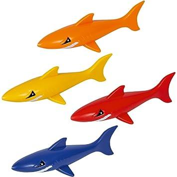 Spiegelburg 13929 Hai-Tauchset Capt\'n Sharky: Amazon.de: Spielzeug