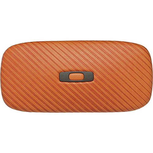 Oakley Square O Hard Men's Storage Case Sunglass Accessories - Persimmon / One - Orange Oakley Sunglasses