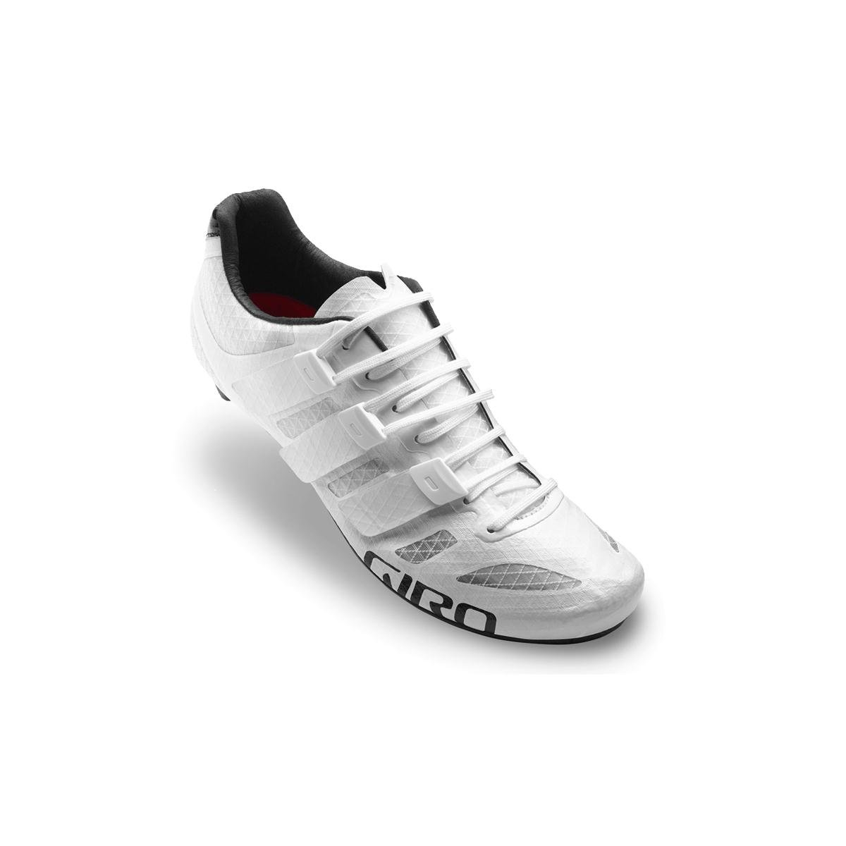 Giro 2017 Prolight techlaceロードサイクリング靴 – ホワイト/ブラック 39 ホワイト/ブラック B073RLHP4B