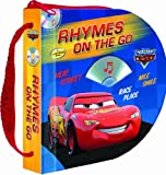 Disney/Pixar Cars Rhymes on the Go (Zip & Carry book with audio CD) (Disney Pixar: the World of Cars)