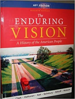 the enduring vision book index Download the enduring vision 8th edition index | vocabulary us by boyer 99buy it nowor best offerthis auction is for the book the enduring vision.