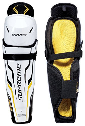 Bauer Senior Supreme 150 Shin Guard, (Hockey Shin Pads)
