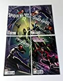 J. Scott Campbell Connecting Variant Cover Art Set Silk Spider-Woman Spider-Gwen Marvel Comics