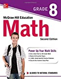 img - for McGraw-Hill Education Math Grade 8, Second Edition book / textbook / text book