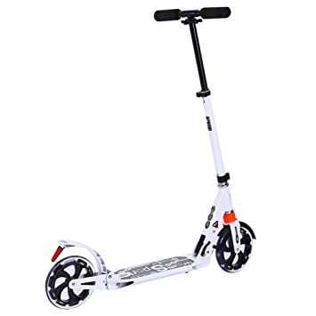 89 a 104cm Altura Ajustable Patinete Plegable Stunt Scooter ...
