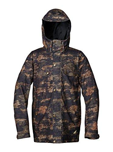 Quiksilver Mens Winter Jacket - 7