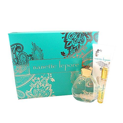 Nanette Lepore 3 Piece Gift Set