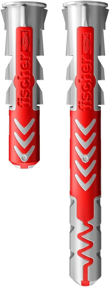 con tornillo 535458 Tacos universales Fischer Duopower