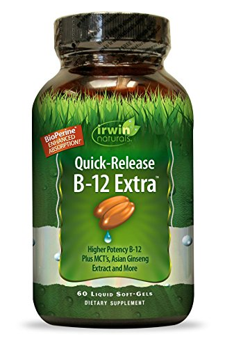 Irwin Naturals Quick release Extra Supplement product image