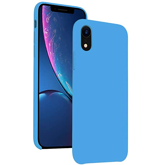 the latest 895fb 70616 Amazon.com: DIACLARA iPhone XR Case Silicone, 6.1'' iPhone 10R ...