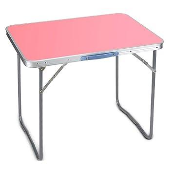 JXJJD Table Pliante Bureau Dordinateur Et Chaise Detudiant De Travail