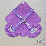 CRS Cross Skate Guards, Soakers & Towel Gift Set