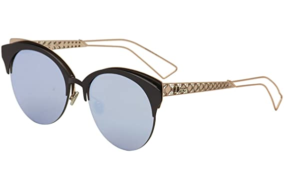 7668b5b573e Amazon.com  New Christian Dior Diorama Club FBX A4 Matte Blue PInk ...