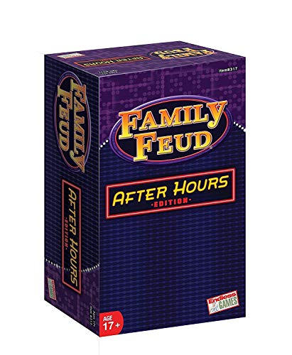 Family Feud After Hours - Outrageous Party Game