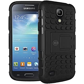 samsung galaxy s4 phone black. galaxy s4 case, samsung cases [heavy duty] protective tough armorbox dual phone black r
