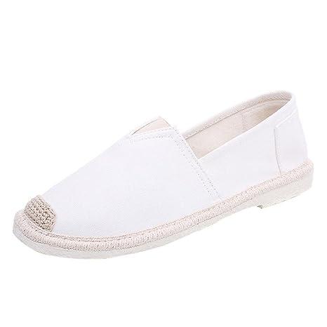 Zapatos Hombre,Zapatos perezosos ocasionales del verano para hombre Zapatos respirables Zapatillas de entrenamiento Zapatos