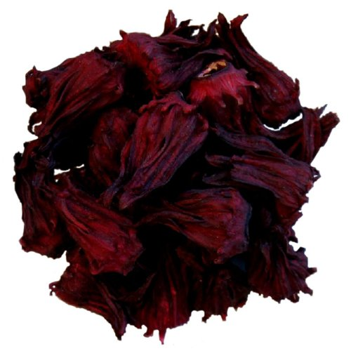 Hibiscus Sabdariffa Roselle Flower Herbal Tea Beauty Whitening Tea