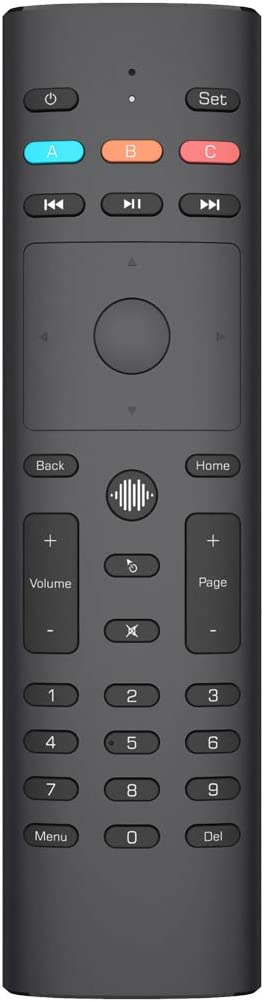 Replacement Remote for TCL Roku TV Remote 65S405 65S401 55UP120,Apple TV,VIZIO TV,Streaming Players