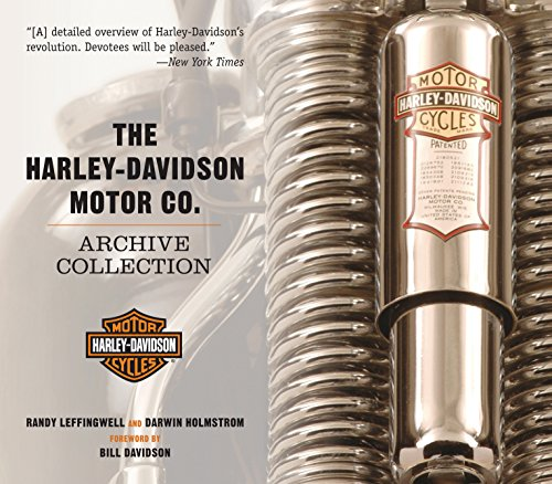 Harley Davidson Museum - The Harley-Davidson Motor Co. Archive Collection
