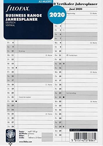 Filofax 000020-68549 Kalender