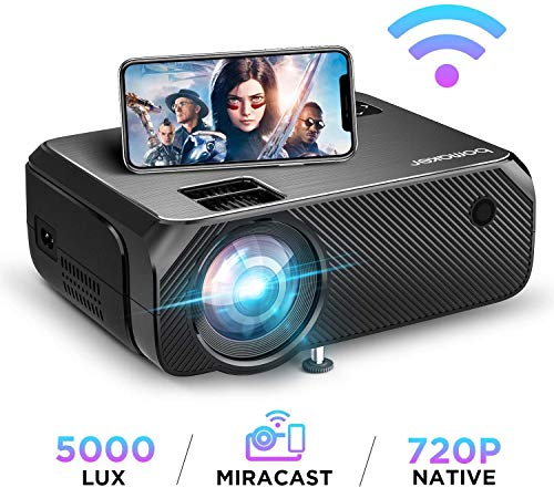 Wi-Fi Mini Projector Upgraded