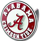 Alabama Crimson Tide College Trailer Hitch Cover by Siskiyou