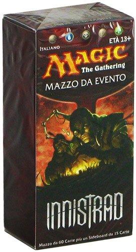 Magic the Gathering - Mazzo da Evento Innistrad - Nutrirsi di Morte Italiano Wizards