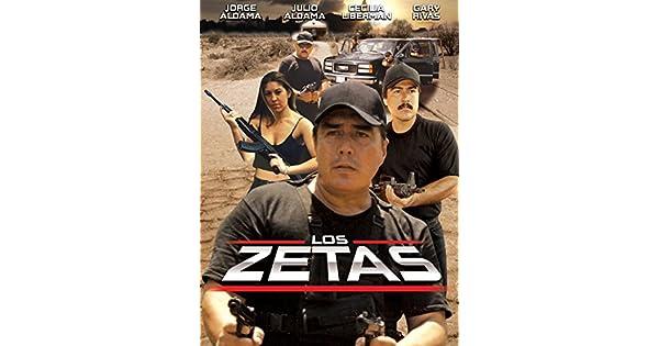 Amazon.com: Los Zetas (English Subtitled): Julio Aldama ...