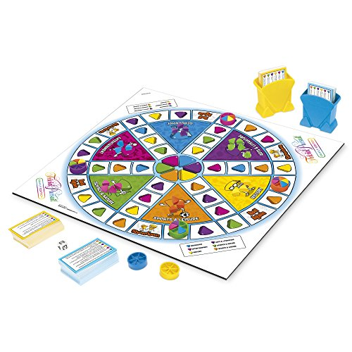 51UKUdRCMEL - Hasbro Gaming Trivial Pursuit Family Edition Adult Game