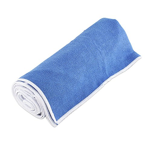 Yoga Towel For Bikram Hot Yoga Or Any Type Of Yoga By Bec