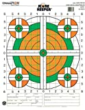 100yd rifle target - Scorekeeper Flou. 100yd Rifle Champion Traps And Targets 45761