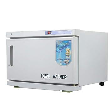 Esterilizador De Toallas 16L UV Ozono Doble Anti-Virus Salón De Belleza Toalla De Cabello Ropa Interior Gabinete De Desinfección: Amazon.es: Hogar