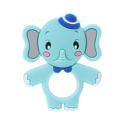 Amazon.com: ShapeW - Juguetes de dentición para bebé, diseño ...