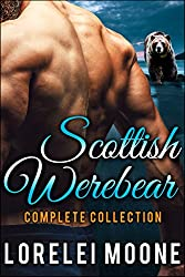 Scottish Werebear: The Complete Collection: A Boxed set of BBW Bear Shifter Paranormal Romances