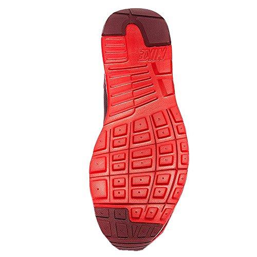 Nike Team Challenge Tm Red, Zapatillas de Deporte para Niños Rojo (Team Red / Challenge Red-Tm Red)