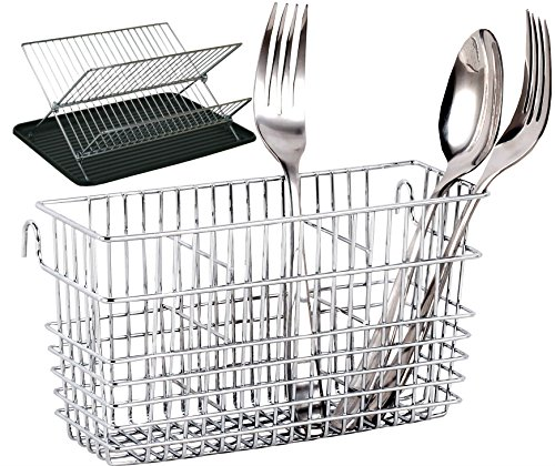 The 8 best silverware holder for dish drainer